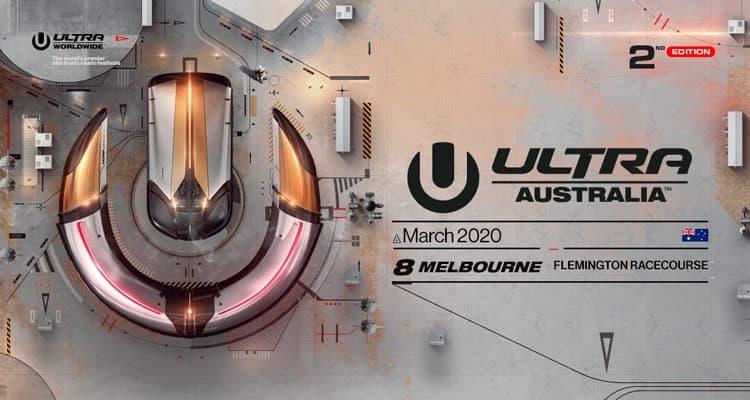 Ultra Australia 2020 - Melbourne