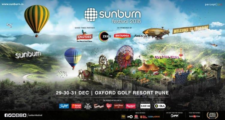 Sunburn Festival 2018