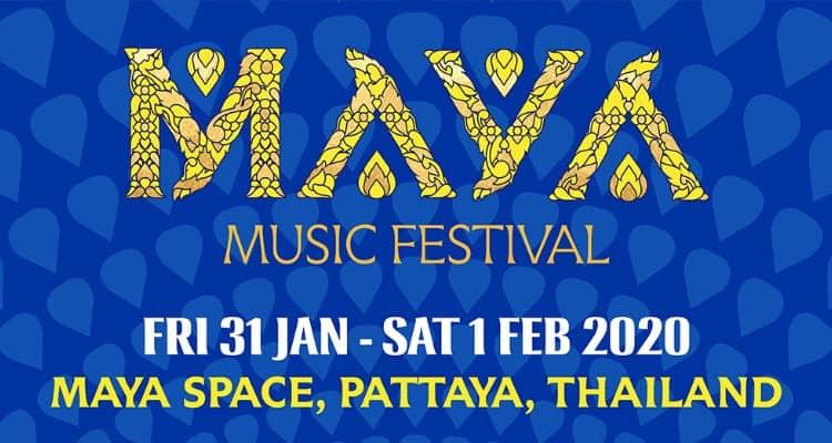 Maya Music Festival 2020